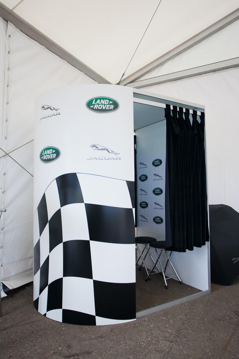 JAGUAR LAND ROVER Яхт-клуб Пирогово и фестиваль скорости в Лужниках