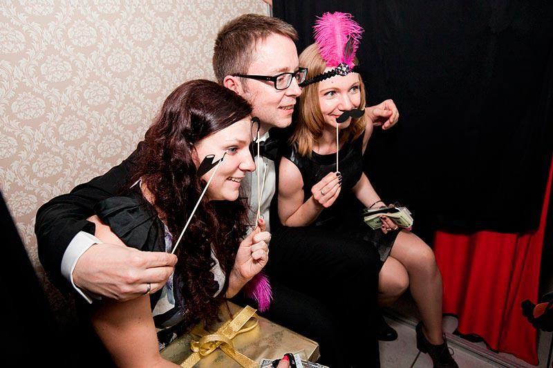MERCEDES-BENZ Вечеринка в стиле Gatsby