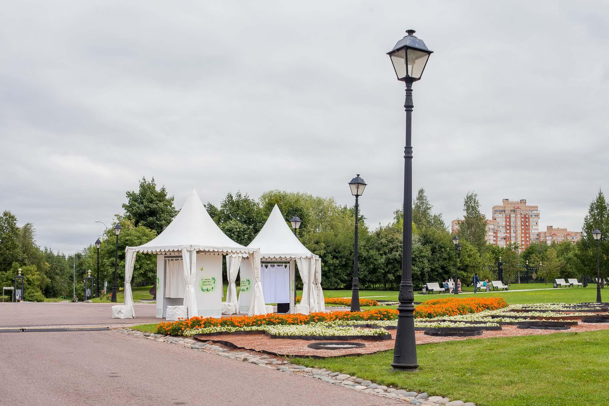 НОВОПАССИТ в парке Царицыно
