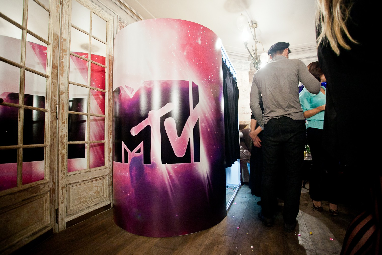 MTV RUSSIA В Chateau de Fantomas