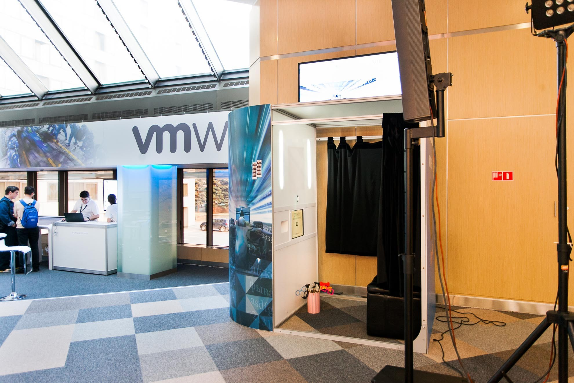 VMWARE Виртуальная Россия в ЦМТ, Москва